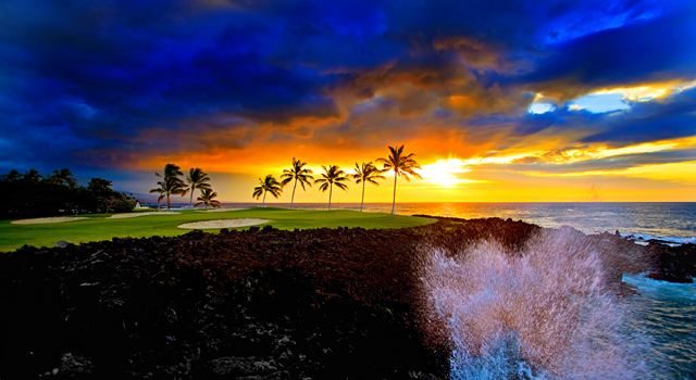 Waikoloa Beach Course | Golf Hawaii