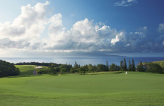 Kapalua Plantation Course, Maui, Hawaii