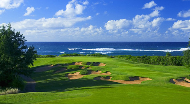 Turtle Bay Golf - Palmer Course #17