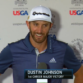 Dustin Johnson, 2016 US Open winner