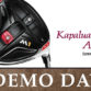 Kapalua Academy Demo Day 2016 flyer