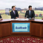 panel for The 145th Open